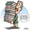 Today's cartoon: Retirement to-do list